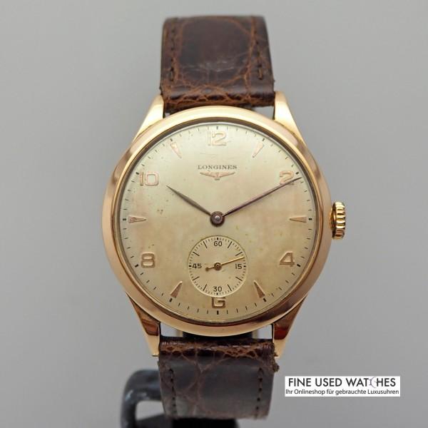 Longines Klassik Vintage Handaufzug 27.0 18k/750 Rosegold