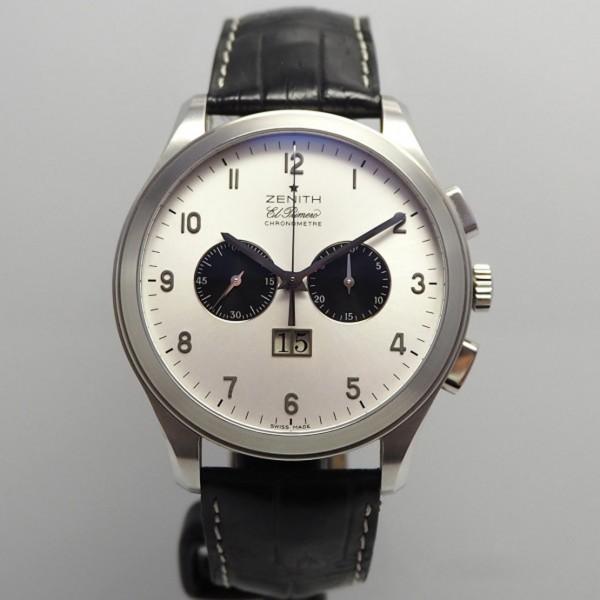 Zenith El Primero Grande Class Chronograph Box Ref.03 0520 4010
