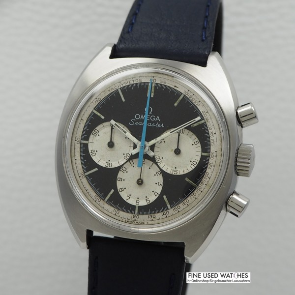 Omega Seamaster Vintage Chronograph Cal.321 PANDA Ref.: 145.006 from 1966/ 67