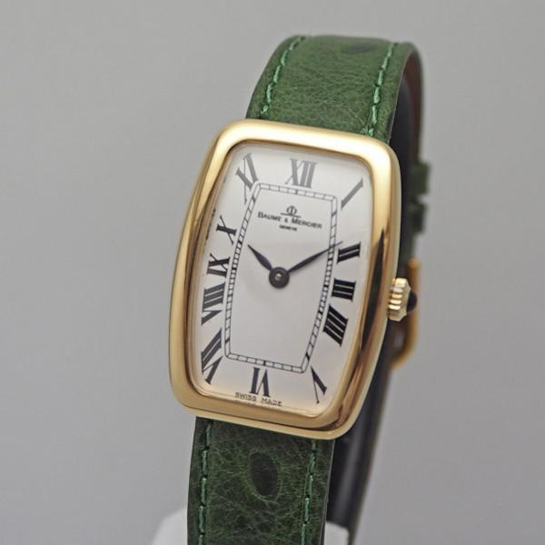 Baume & Mercier Klassik Lady 18k/750/- Gold
