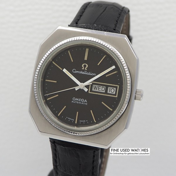 Omega Constellation sehr selten Cal.1022