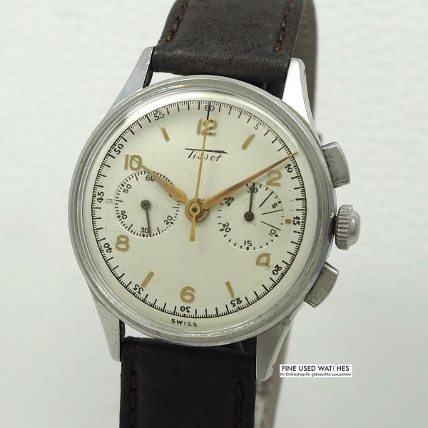 Tissot Vintage Chronograph mit Schaltrad