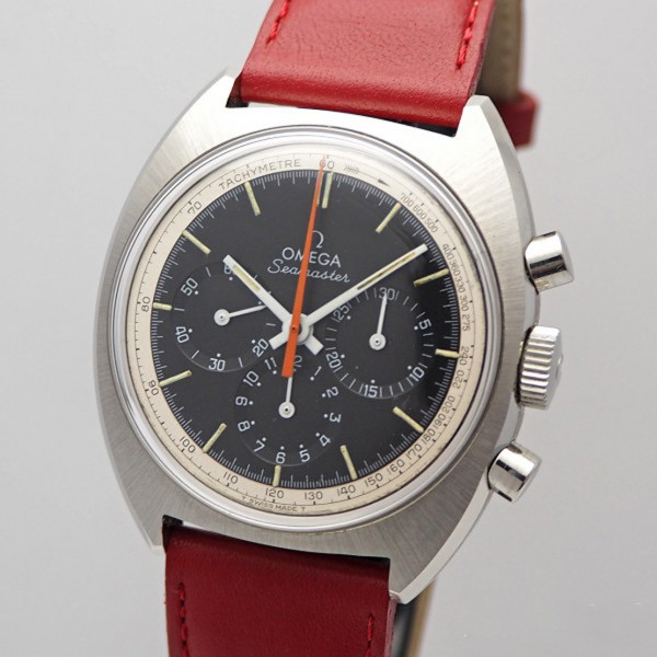 Omega Seamaster Vintage Chronograph Cal.321 Ref.: 145.006 from 1969