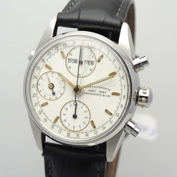 Eberhard & Co. Navy Master Chronograph Triple Date Ref.31111