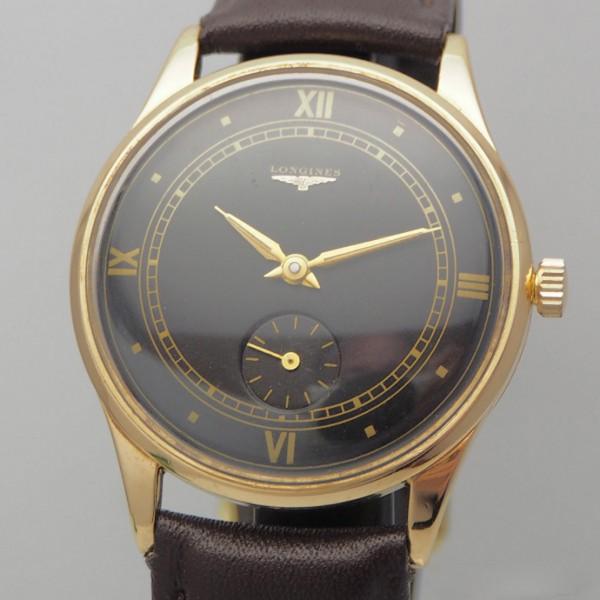 Longines Classic Vintage Ref. 6247 24 / 18k Gold / Cal. 27 M