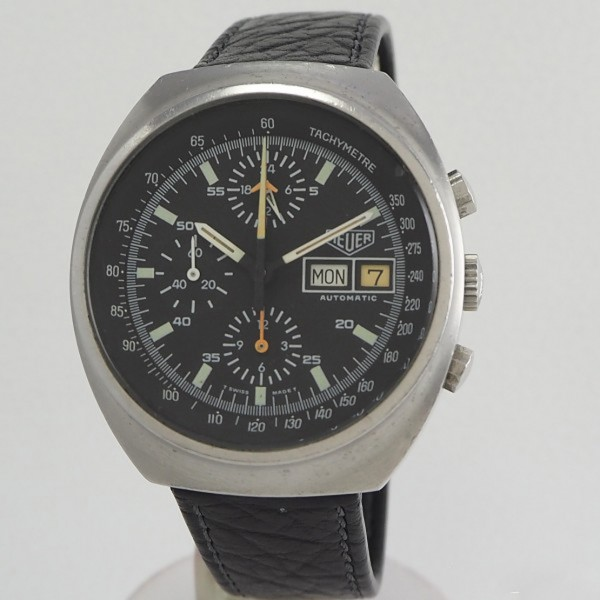 Heuer Day-Date Chronograph