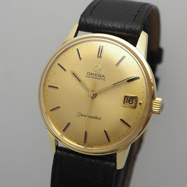Omega Seamaster Vintage Automatik 562 Gold 18k/750 166001