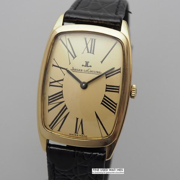 Jaeger LeCoultre Calatrava Classic Vintage Gold 18k/750 Handwound