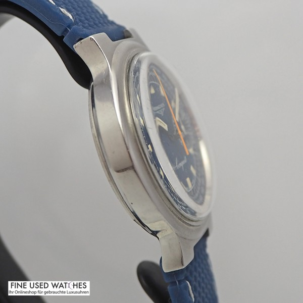 Eberhard & Co Vintage Edition d´anniversaire limited Edition 499, Zenith HP 146