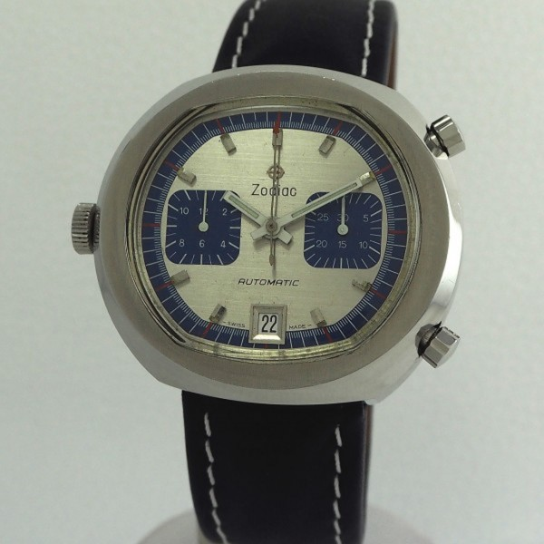 Zodiac Vintage Chronograph Cal.12