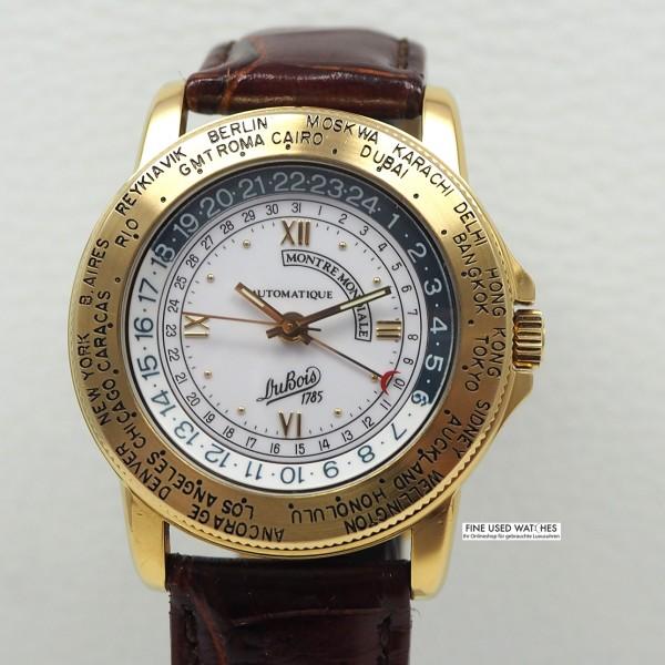 DuBois 1785 Montre Mondiale Weltzeit limited Edition