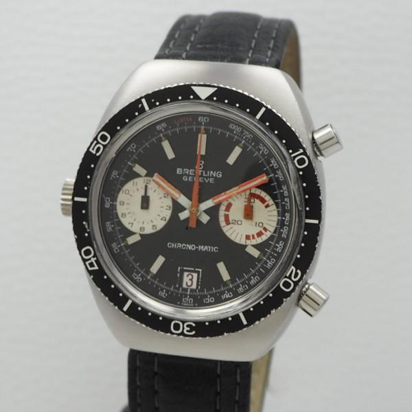 Breitling Chrono-Matic Chronograph Vintage Ref. 2112