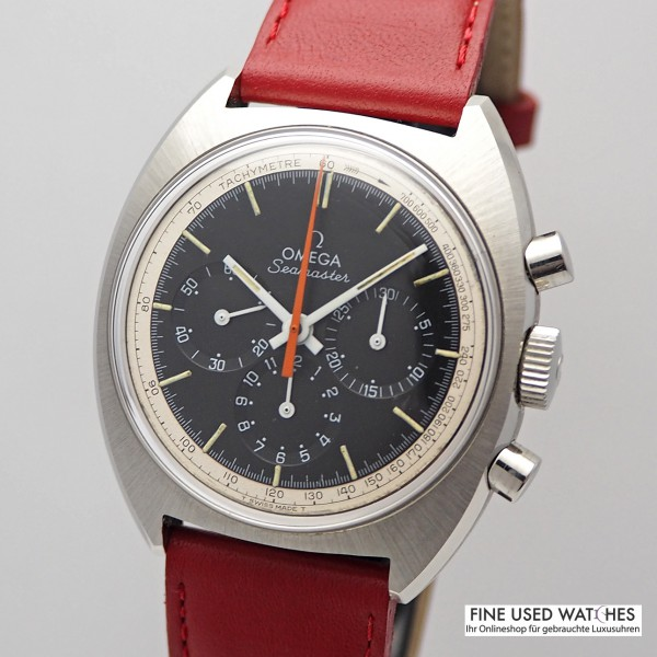 Omega Seamaster Vintage Chronograph Cal.321 Ref.: 145.006 from 1969-Copy