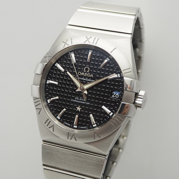 Omega Constellation Omega Co-Axial 38 mm, 123.10.38.21.01.002