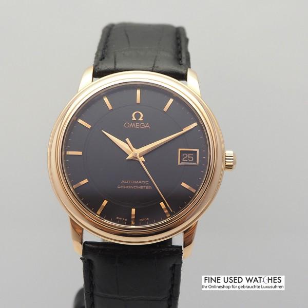 Omega De Ville Prestige Gold 18k/750 limited Editon Chronometer 1120