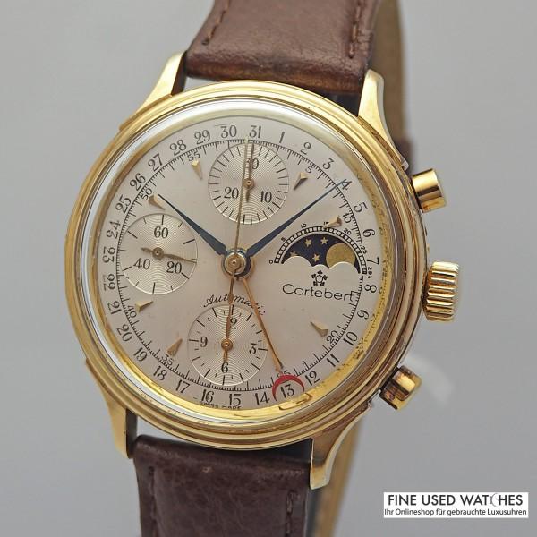 Chronoswiss Hora Regulateur / Gold 18k/750 Papiere Ref. CH2951