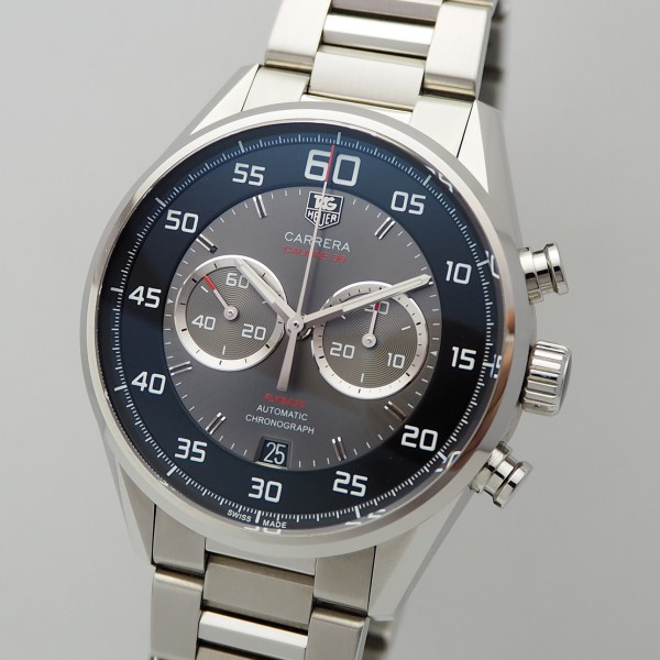 TAG Heuer Carrera Calibre 36 Chronograph, Ref.: CAR2B10 -B&P, ungetragen