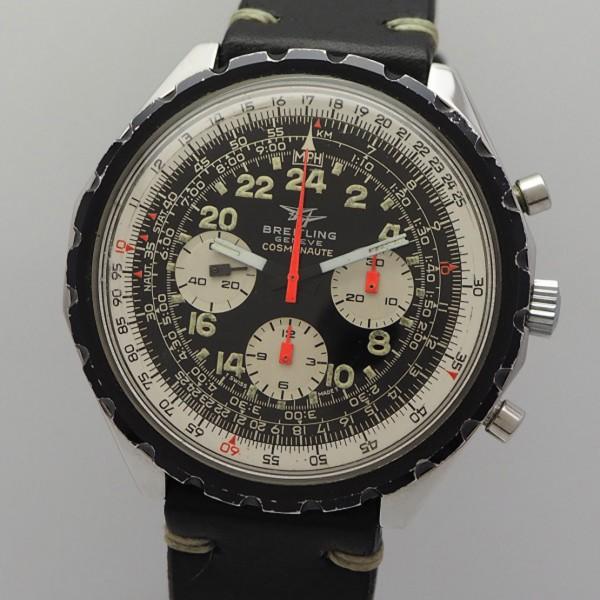 Breitling Cosmonaute Vintage Ref.0819 Chronograph