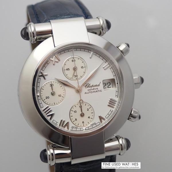 Chopard Imperiale Chronograph Automatik 8291-1, Stahl, Box