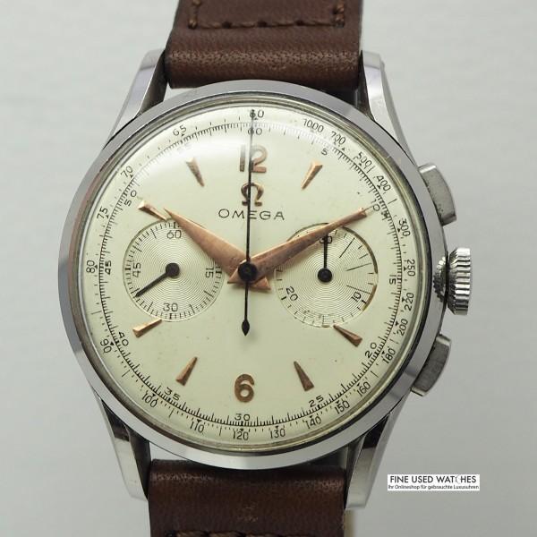 Vintage Omega Chronograph 2463 Cal.320