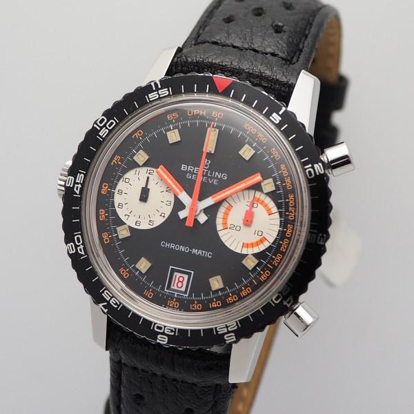Breitling Chrono-Matic Chronograph Ref.: 2110 TOP
