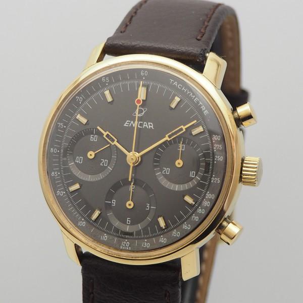Enicar Chronograph Vintage, 2303, Valjoux 72