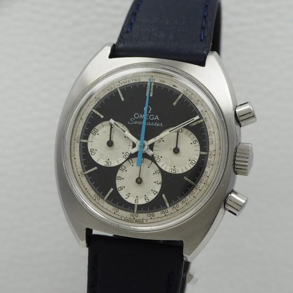 Omega Seamaster Vintage Chronograph Cal.321 PANDA Ref.: 145.006 from 1966/ 67