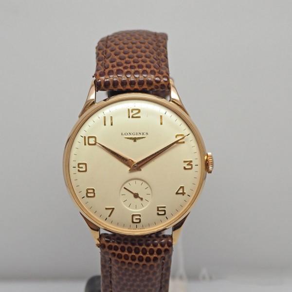 Longines Klassik Vintage Handaufzug L2.68Z 18k/750 Rosegold