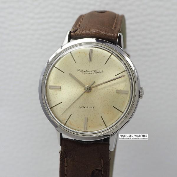 IWC Vintage Handaufzug Ref.603A