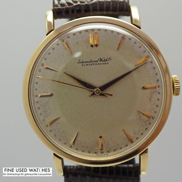 IWC Vintage 18k Gold Handaufzug cal.89