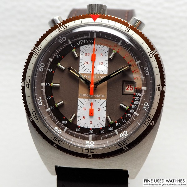 Breitling Pupitre Chrono-Matic Bullhead 7101 -perfect like NOS