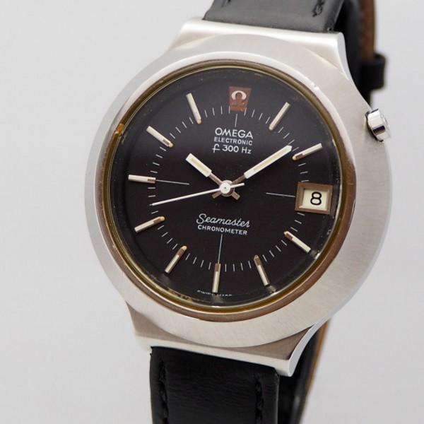 Omega Electronic Seamaster -Chronometer