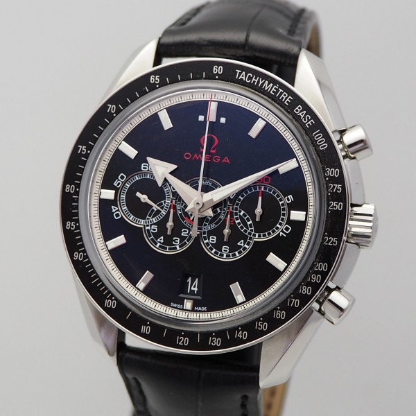 Omega Speedmaster Broad Arrow Olympic Chronograph 321.33.44