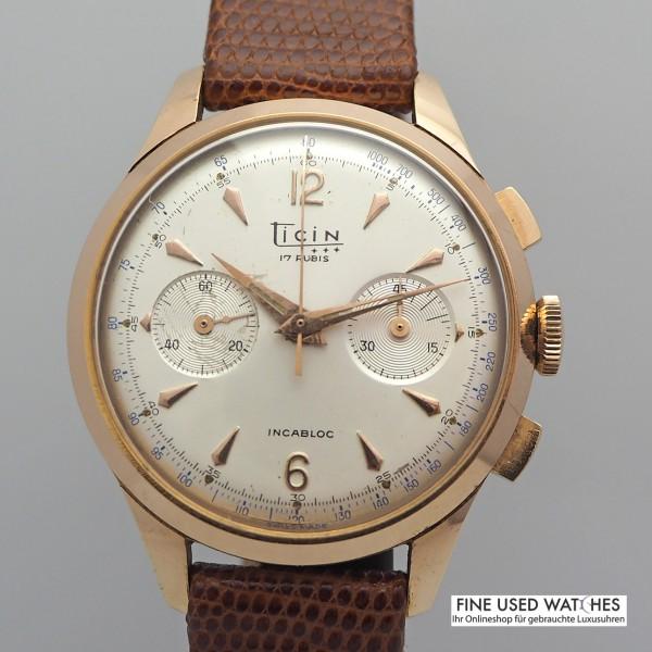 Ticin Vintage Chronograph Valjoux 92